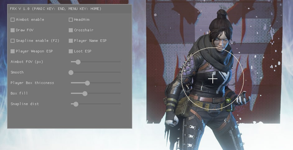 Apex Legends aimbot