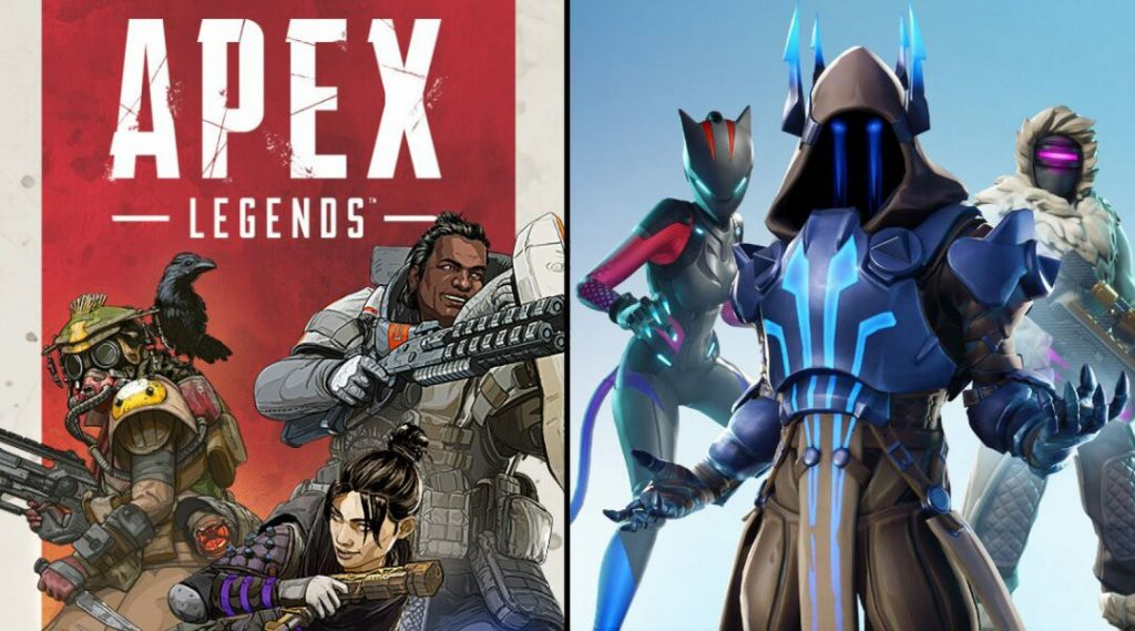 Fortnite is copying apex legends