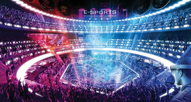 Top 7 Countries where Esports is Developed - News